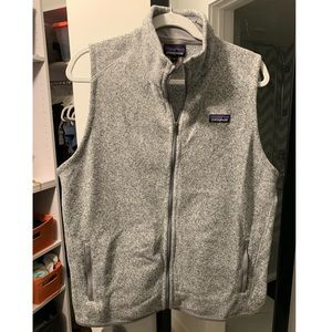 Patagonia Better Sweater Grey Vest
